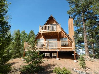 5313 W Highway 24 Highway Florissant, CO MLS# 4881247