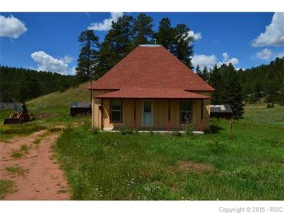 1 Zuni Point Woodland Park, CO MLS# 4952705