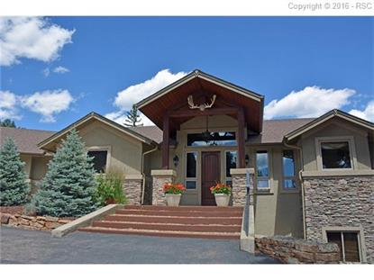 609 Crystola Court Woodland Park, CO MLS# 5020660