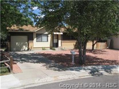243 Tanna Court Colorado Springs, CO 80916 MLS# 5071558
