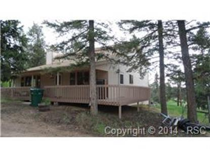 1437 County 25 Road Divide, CO MLS# 5073413