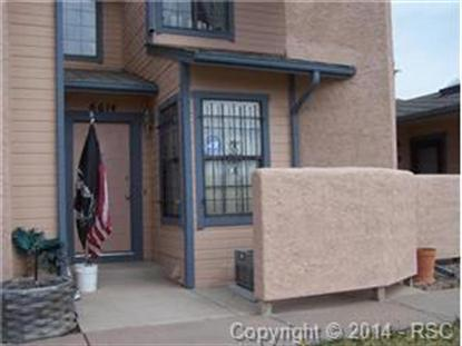 6614 Bobtail Drive Colorado Springs, CO 80911 MLS# 5116967