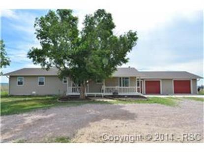 5939 N Log Road Calhan, CO MLS# 5120497
