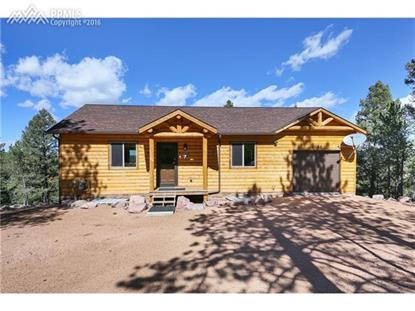 1055 Timber Ridge Road Divide, CO MLS# 5182834