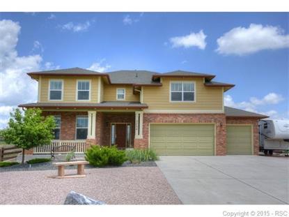 7754 Antelope Meadows Circle Peyton, CO MLS# 5185688