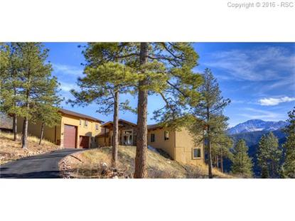 660 Sunny Glen Court Woodland Park, CO MLS# 5207454