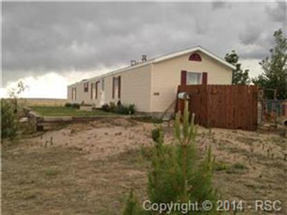 26705 Sanborn Road Calhan, CO MLS# 5271580