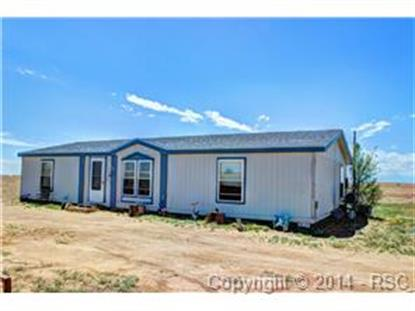 1670 N Lauppe Road Calhan, CO MLS# 5443172