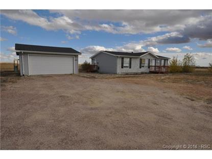 725 Antelope Drive Calhan, CO MLS# 5443343