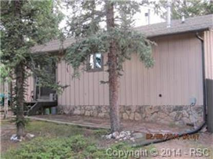 43 Grizzly Peak Drive Divide, CO MLS# 5466258
