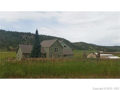 1636 Lakemoor Drive Florissant, CO MLS# 5537177