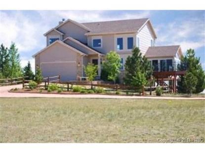 8025 Falcon Meadow Boulevard Peyton, CO MLS# 5609918