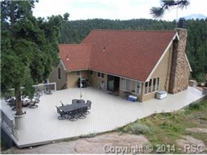 570 Klitowya Trail Woodland Park, CO MLS# 5640365