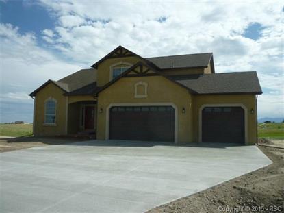 11504 Blackcomb Trail Peyton, CO MLS# 5645009