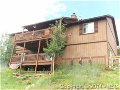 34 BEAVER LAKE Circle Divide, CO MLS# 5758749