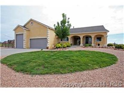 10803 Glen Canyon Drive Peyton, CO MLS# 5901409
