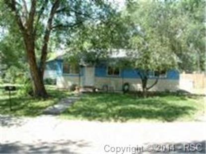 2110 Frontier Drive Colorado Springs, CO 80911 MLS# 5908388