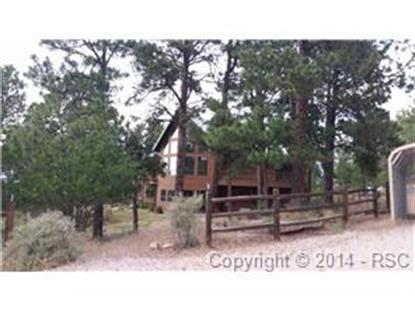 21455 Warriors Path Drive Peyton, CO MLS# 6074694