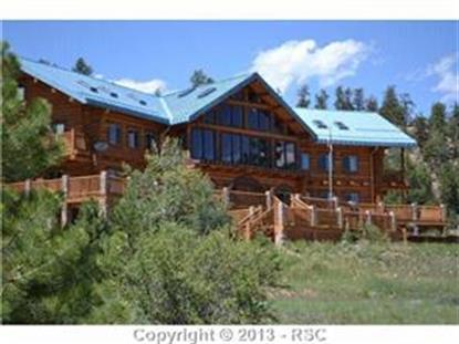 322 Heavens Heights Florissant, CO MLS# 610493