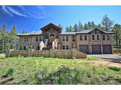 950 Heather Court Woodland Park, CO MLS# 6142147