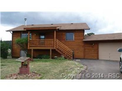 185 Uintah Ridge Drive Divide, CO MLS# 6205825