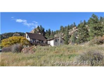 367 Pennsylvania Avenue Florissant, CO MLS# 6278852