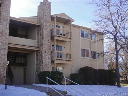 814 Tenderfoot Hill Road Colorado Springs, CO MLS# 6280416