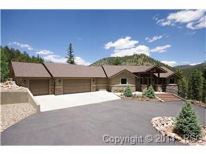 609 Crystola Court Woodland Park, CO MLS# 6283727