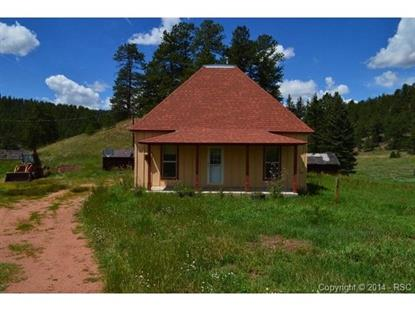 1 Zuni Point Woodland Park, CO MLS# 6404937