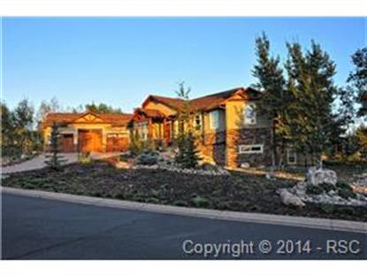 605 Pembrook Drive Woodland Park, CO MLS# 6437101