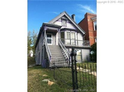 313 E Carr Avenue, Cripple Creek, CO
