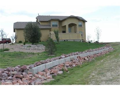 13367 Gilbert Drive Falcon, CO MLS# 6443047