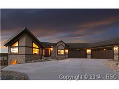 12150 Fox Brush Drive Peyton, CO MLS# 6452816