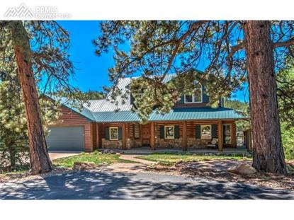 528 Mohawk Heights Florissant, CO MLS# 6465387