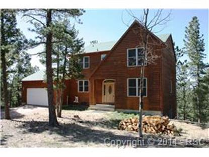 328 Rangeview Road Divide, CO MLS# 6563804