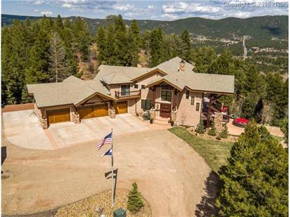 502 Kylie Heights Drive Woodland Park, CO MLS# 6640175