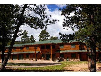 1410 Windflower Circle Woodland Park, CO MLS# 6662253