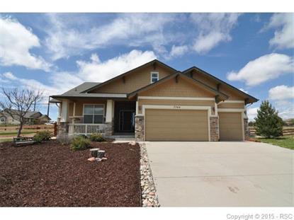 7744 Antelope Meadows Circle Peyton, CO MLS# 6685651