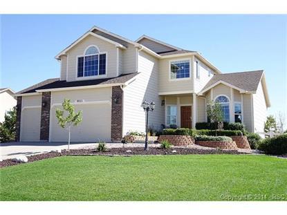 9811 Carrington Drive Peyton, CO MLS# 6872792