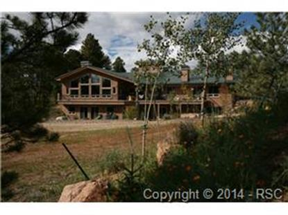 2330 Rampart Range Road Woodland Park, CO MLS# 6989844