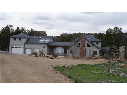 25 County 112 Road Florissant, CO MLS# 716643