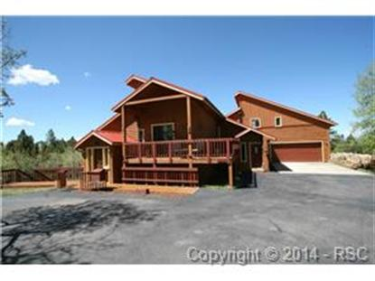 463 County 512 Road Divide, CO MLS# 7219649