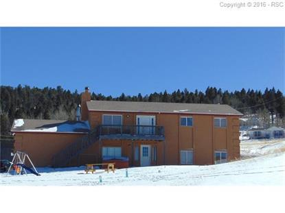 182 Will Scarlet Drive Divide, CO MLS# 7294747