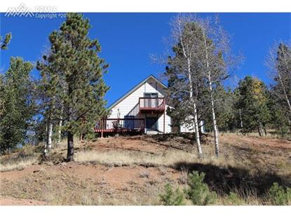 761 Woodrock Way Divide, CO MLS# 7297824