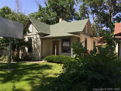 1024 W colorado Avenue Colorado Springs, CO 80904 MLS# 7437361