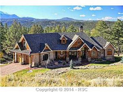 1030 Regal Way Woodland Park, CO MLS# 748063