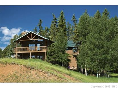 806 Valley Road Divide, CO MLS# 7484102