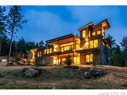 261 Thunder Ridge Drive Woodland Park, CO MLS# 7556428