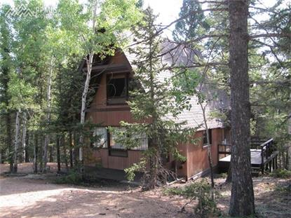 246 Pawutsy Road Divide, CO MLS# 7582611