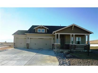 12070 Smoke Bluffs Road Peyton, CO MLS# 7634396